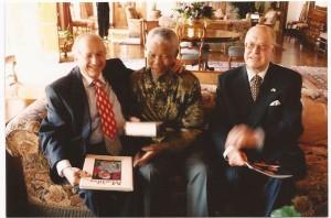 Bertie, Nelson & Herby